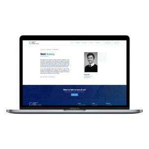 Beue Media Portfolio | QLC Website | Matt Amery