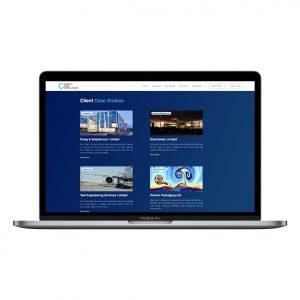 Beue Media Portfolio | QLC Website | Client Case Studies