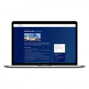 Beue Media Portfolio | QLC Website | Qualifying With Architecture
